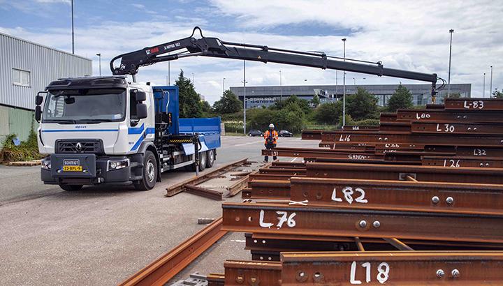 Eerste Renault Trucks D Wide voor GVB