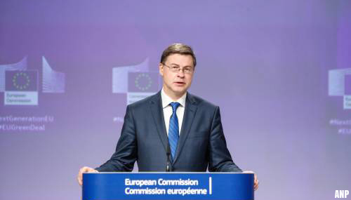 Brussel: veel diepere recessie in EU door lockdowns