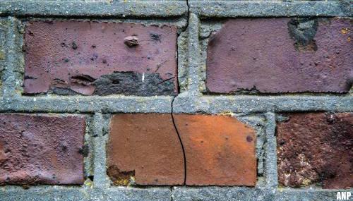267 schademeldingen na aardbeving van dinsdag