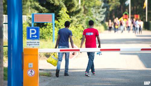 Grote vechtpartij in azc Budel, vier gewonden en een arrestatie