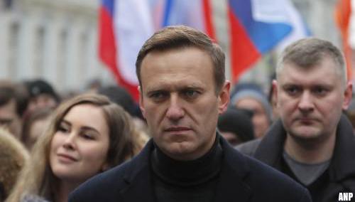 'Zweedse en Franse laboratoria bevestigen vergiftiging Navalni'