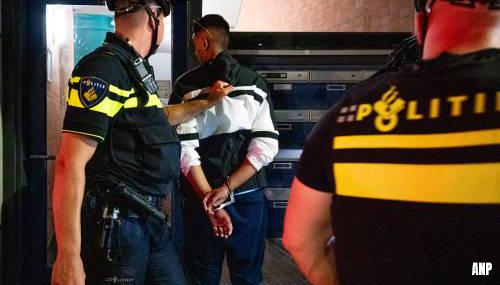 Tientallen arrestaties in Haagse Schilderswijk