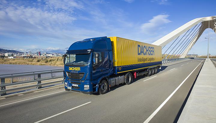 Dachser wordt strategisch logistiek partner van Euro Craft