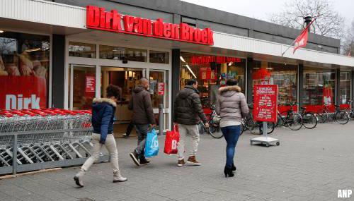 Supermarktketen Dirk van den Broek trekt Drenthe in