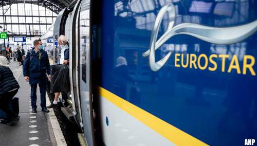 Rechtstreekse treinreis naar Londen vanaf eind oktober mogelijk