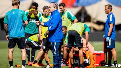 Ook speler van Feyenoord test positief op het coronavirus