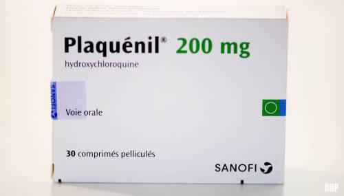 'Nederlandse studie toont aan dat hydroxychloroquine niet helpt'