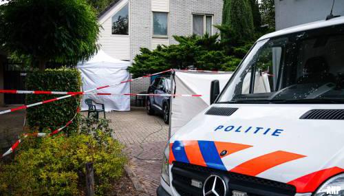 PvdA-raadslid Sint-Michielgestel, Jack de Vlieger, gedood, zoon is verdachte