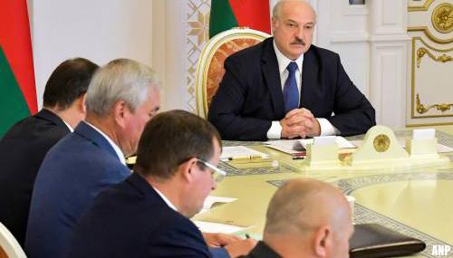 EU-leiders erkennen verkiezingsuitslag Wit-Rusland niet