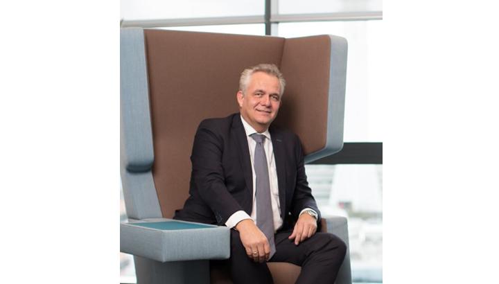CEO Raymond Riemen viert 25 jaar bij Broekman Logistics