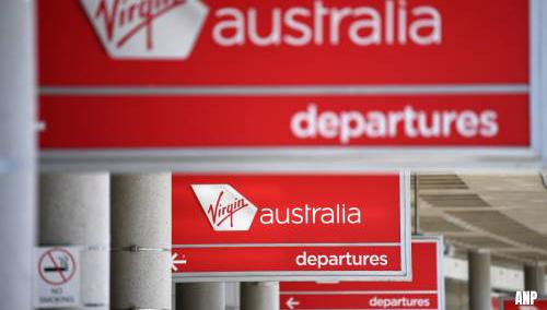 3000 banen weg bij vliegmaatschappij Virgin Australia