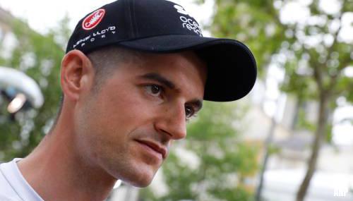 Wout Poels vervolgt Tour de France met gebroken rib