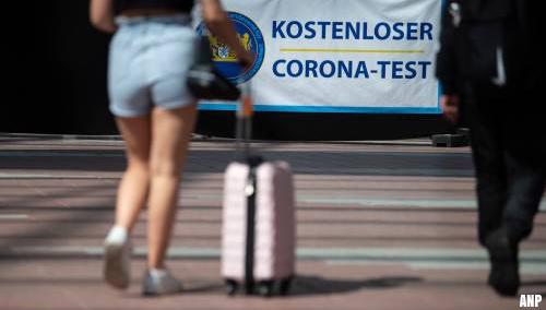 Duitsland: coronatest Europese vakantiegangers voor terugkeer