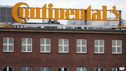 Bandenfabrikant Continental schrapt nog meer banen