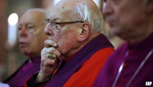 Uitvaart kardinaal Simonis donderdag in Sint Catharinakathedraal