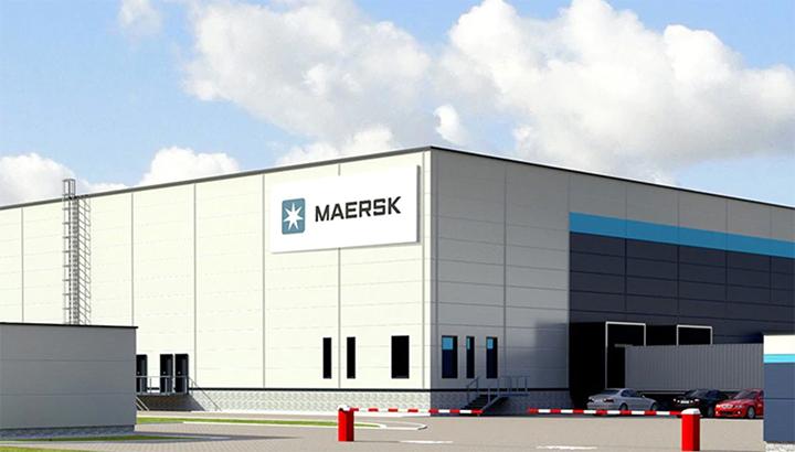 Tweede farmaceutisch dc voor Maersk in Polen