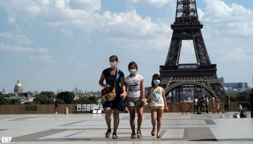 Reisadvies Frankrijk aangescherpt, meer gebieden op oranje