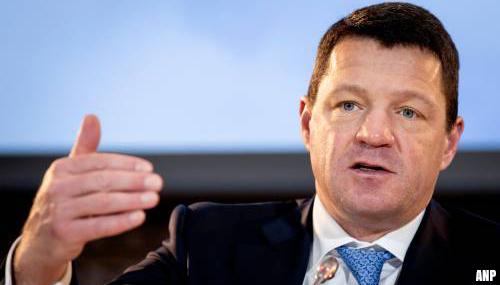 'KLM-baas Elbers donderdag met plan naar Den Haag'