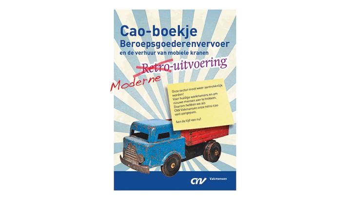 'Cao voor transportsector moet grondig op de schop'