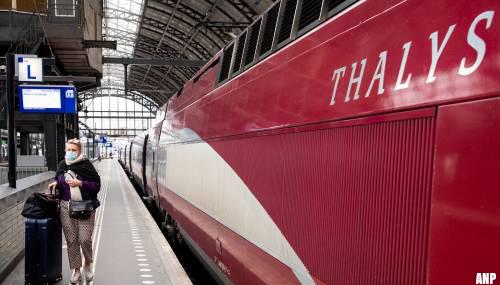 Thalys krijgt treinen niet vol en snijdt in aanbod