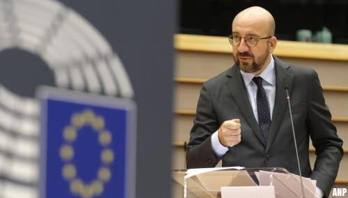 Michel roept Londen op knopen door te hakken over brexitverdrag