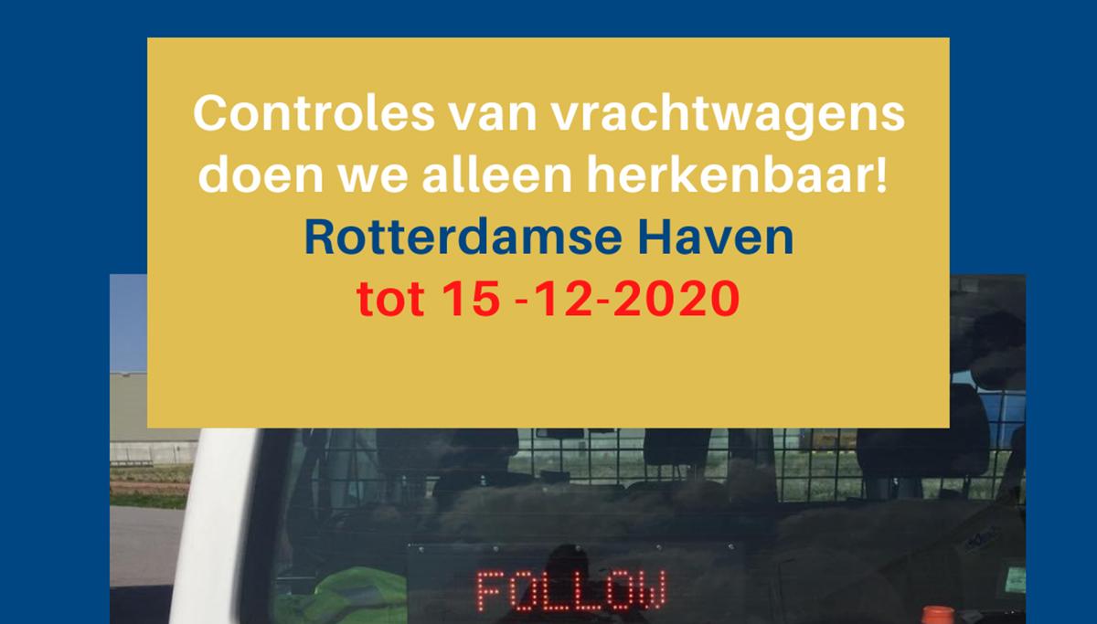 Politie: bel eerst 112 wanneer je van onbekend voertuig stopteken krijgt