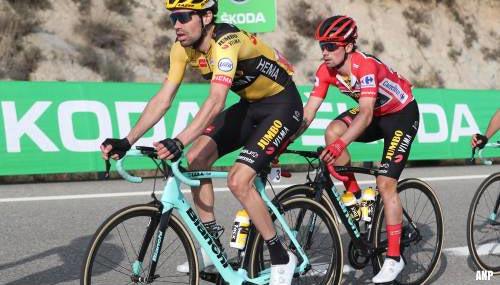 Dumoulin verlaat Vuelta en richt zich op volgend seizoen
