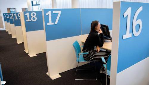 Werkloosheid onverwacht omlaag in september