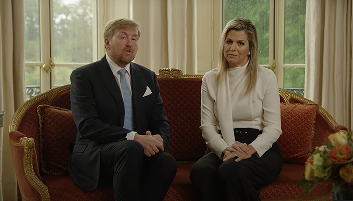 Koning Willem-Alexander reageert middels video op ophef rond reis naar Griekenland [+video]