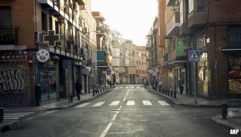 Spanje roept coronanoodtoestand regio Madrid uit