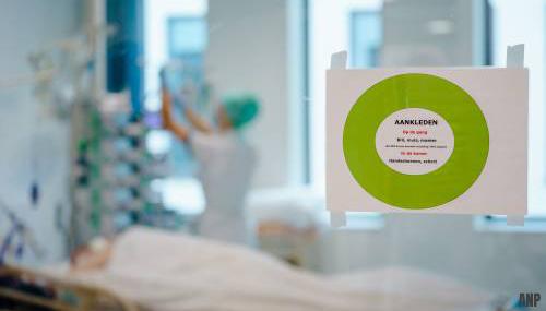 Ziekenhuizen in regio West schalen regulieren zorg 40 procent af