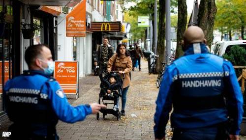 Politie en boa's tevreden met vuurwerkverbod
