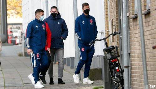 Ajax met Tadic, Onana en Gravenberch aan de aftrap