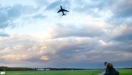 Eerste Boeing 747 van Lufthansa vertrokken van Twente Airport