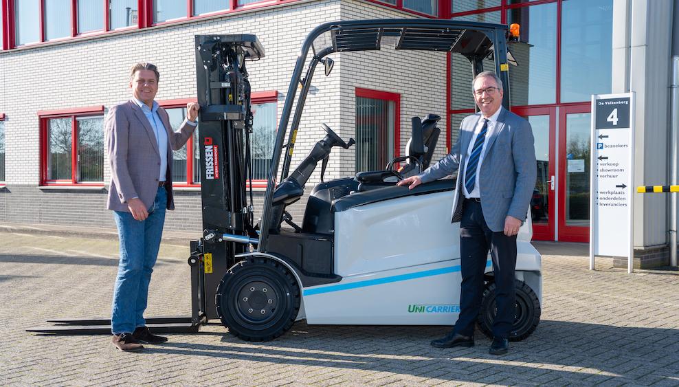 Logisnext breidt verder uit met overname  Frissen Intern Transport
