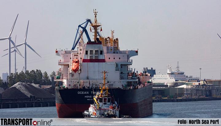 Voortaan nog maar één keer havengeld betalen in hele havengebied van North Sea Port