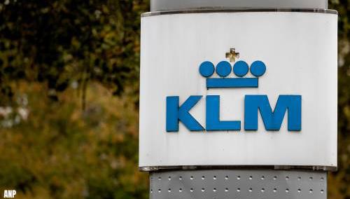 KLM doet er het zwijgen toe over gedoe rond verlengd loonoffer