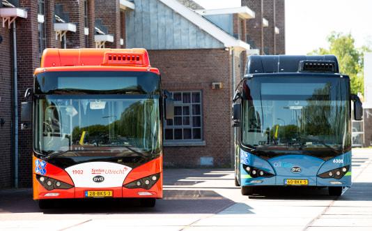 Keolis streeft naar vergroten veiligheid, passagierscomfort en efficiëntie met ViriCiti's innovatieve Smart Driving-oplossing