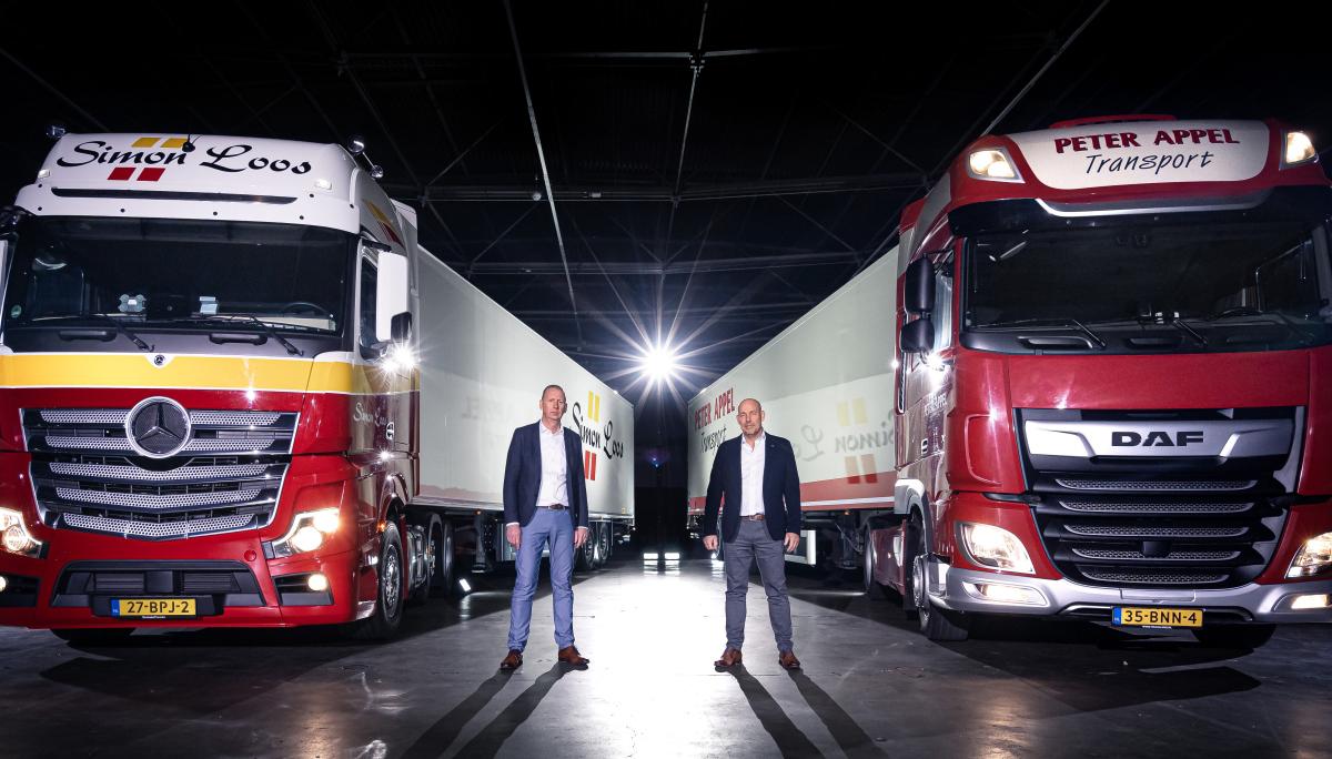 Vakbonden hebben nog wel wat vragen over voorgenomen fusie Simon Loos en Peter Appel Transport