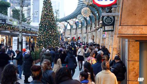Winkels in centrum Rotterdam ook zaterdag weer eerder dicht