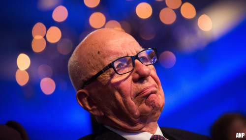 Australisch onderzoek naar mediamacht Rupert Murdoch