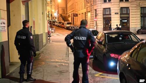 Media: meerdere doden na schietpartijen in centrum Wenen