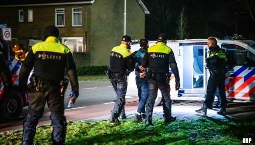 Aanhoudingen in Roosendaal om overtreding samenscholingsverbod