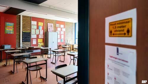 OMT voorstander tijdelijk sluiten scholen als extra maatregel