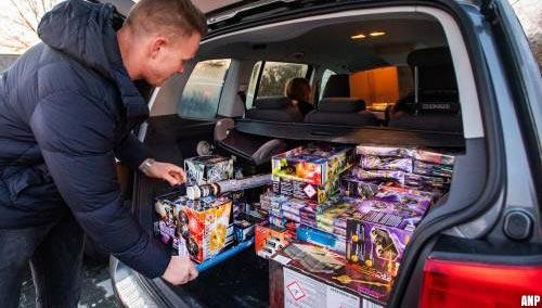 Kabinet overlegt over compensatie vuurwerkverbod