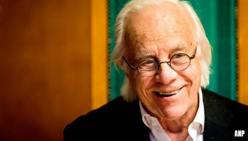 Acteur Bram van der Vlugt op 86-jarige leeftijd overleden aan corona