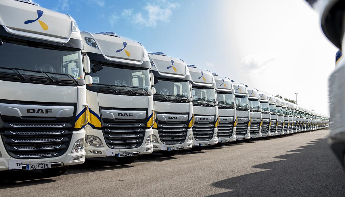 DAF Trucks krijgt Spaanse order voor 1300 vrachtwagens