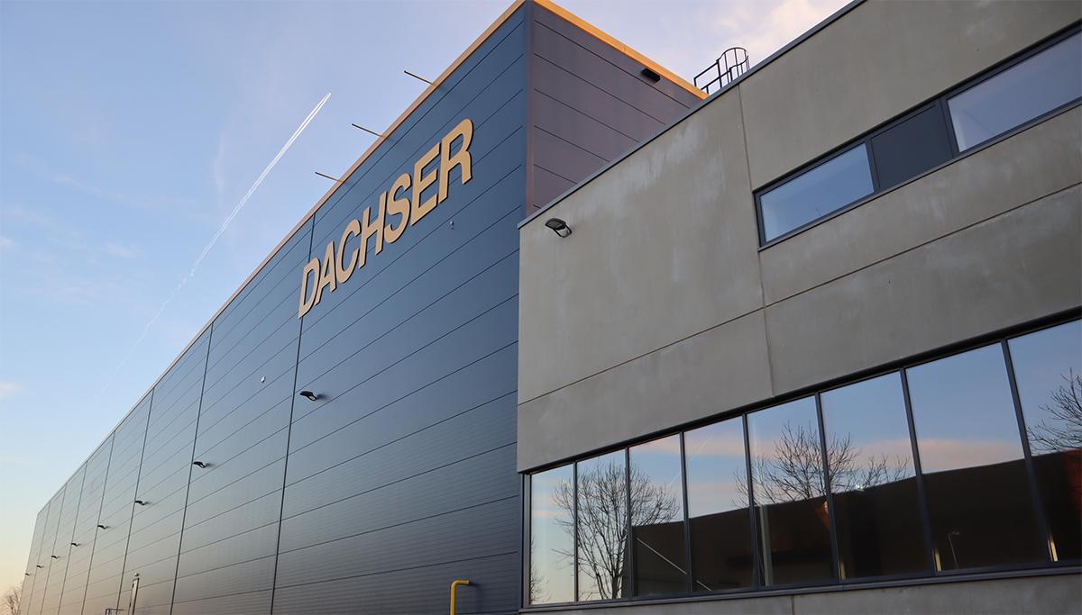 Dachser opent warehouse bij Rotterdam