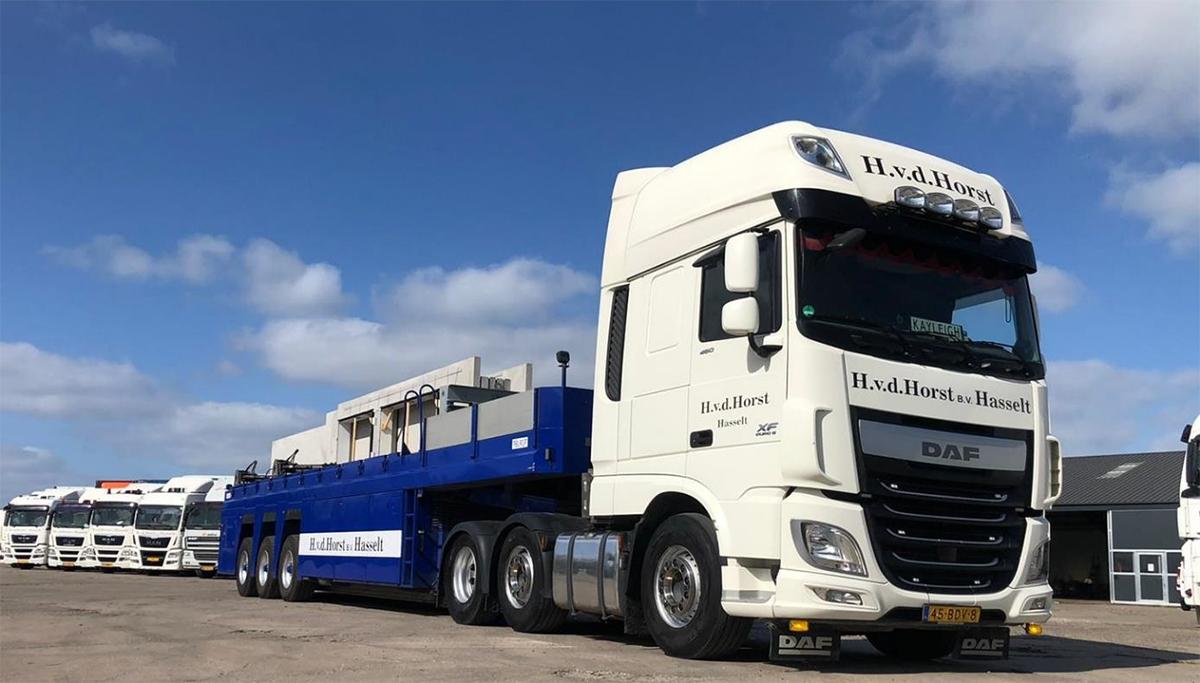 Van der Werff Logistics neemt Henk van der Horst Transport over