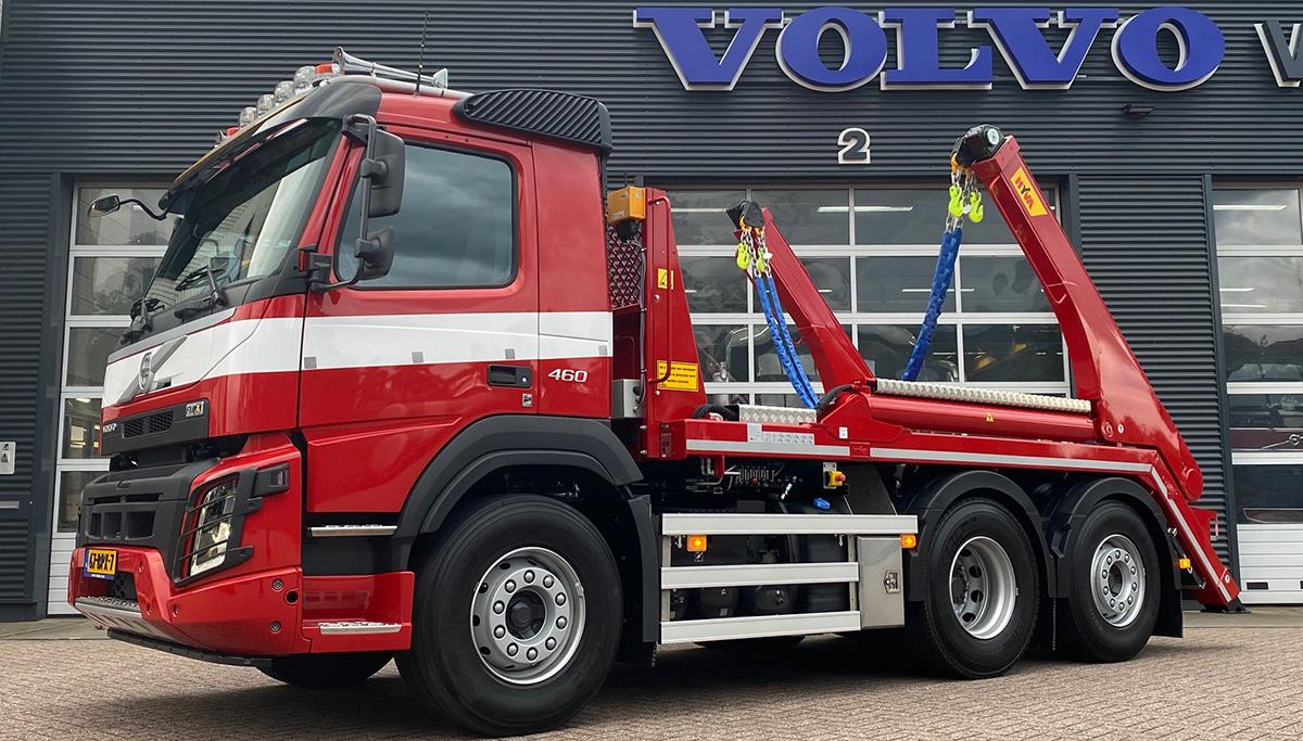 Volvo FMX Unlimited voor A.J. Huijgen & Zn